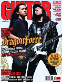 Herman Li - Guitar World Cover
