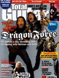 Herman Li - Total Guitar Cover
